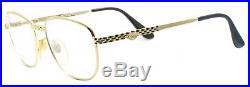 ETTORE BUGATTI EB 507 0104 55mm Vintage Eyewear RX Optical FRAMES Eyeglasses-NOS