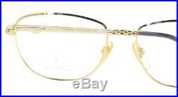 ETTORE BUGATTI EB 507 0104 57mm Vintage Eyewear RX Optical FRAMES Eyeglasses-NOS