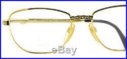 ETTORE BUGATTI EB 507 0106 55mm Vintage Eyewear RX Optical FRAMES Eyeglasses-NOS