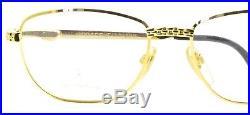 ETTORE BUGATTI EB 507 0301 55mm Vintage Eyewear RX Optical FRAMES Eyeglasses-NOS