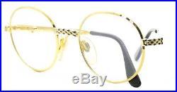 ETTORE BUGATTI EB 508 0106 50mm Vintage Eyewear RX Optical FRAMES Eyeglasses-NOS