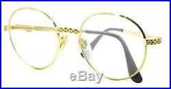 ETTORE BUGATTI EB 508 0301 52mm Vintage Eyewear RX Optical FRAMES Eyeglasses-NOS