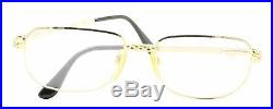 ETTORE BUGATTI EB 510 0104 56mm Vintage Eyewear RX Optical FRAMES Eyeglasses-NOS