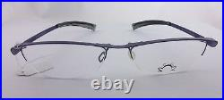 EYE DC eyeglasses frame, Purple Beautiful frame, Mod. V405 Rare Free Shipping