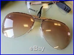 Essilor S Vintage 1980's Sunglasses & Eyeglasses 1 frame 2 in 1 Very Rare NOS