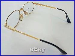 Ettore Bugatti 0106 EB 505 Authentic Vintage Luxury Eyewear Eyeglasses NOS Rare
