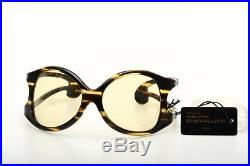Excentric worlds top eyeglasses by PHILIPPE CHEVALLIER Oyonnax France N 92