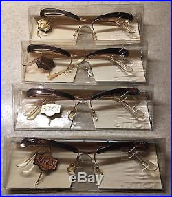 Extremely Rare Vintage Amor Eyeglasses 1950s
