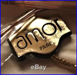 Extremely Rare Vintage Amor Eyeglasses Made In France During 1950s 4 Pairs