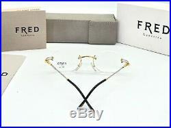 Eyeglasses Fred Orcade F1-51 NOS Vintage Occhiali Brille Lunettes Gafas Frames