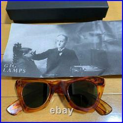 FRAME FRANCE Vintage Sunglasses Eyeglasses Eyeglasses USED