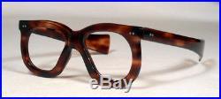 Fabulous vintage sunglasses lunettes eyeglasses 1950 carved frame france rare