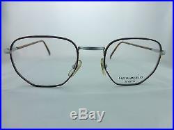 Faconnable Fashoinal Vintage eyeglasses frame Men's Hand made glasses Mod. FJ526