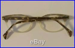 Francis Klein Paris eyeglass frames vintage