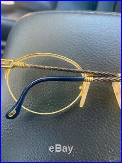 Fred Lunettes Eyeglasses / Sunglasses Frame Feroe 114728 Gold 5121135