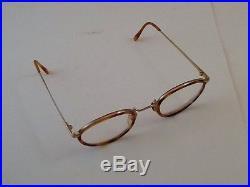 Giorgio Armani France-Italy 50024 Eye Glasses, Pre-owned, Vintage
