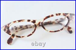 Great Vintage Alain Mikli 0183 New Nos Eyeglasses Hand Made In France