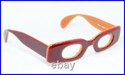HARRY LARY'S Paris Ellen Mask Vintage Glasses Eyeglasses Lunettes Thick Unique