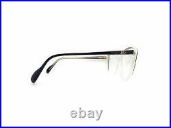 Haute Couture, 3504 8, 1980s, Vintage Cat Eye Eyeglasses, New Old Stock