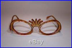IDC 105A France Vintage Brille Absolutes Sammlerstück Rare Lunettes Eyeglasses