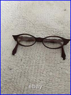 Lafont eyeglasses frames women Prima Dona Vintage Mint Condition