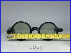 Lunette Ancienne Crown Pantos French Frame Eyeglasses Vintage Old Le Corbusier