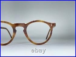 Lunette Ancienne Crown Pantos French Frame Eyeglasses Vintage Sun Old Spectacle