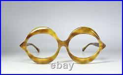 Lunette Lips Ancienne Vintage Frame Eyeglasses Old France Pierre Cardin Sol Amor