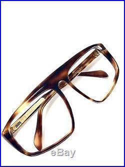 Lunette Soleil Vintage Eyeglasses ESSEL Aviator Rare Pantos Amor Frame Sun Old