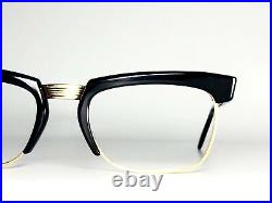 Lunette Vintage Eyeglasses Gold Filled Or Lamine Frame Old Ancien Amor Monture