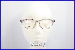 Lunettes Rege Paris Vintage Eyeglasses Eyewear Made in France Cats CR01 243 55mm