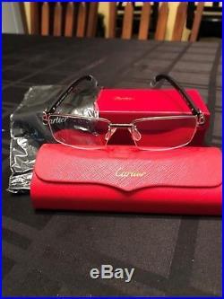 MENS Cartier Eye Glasses