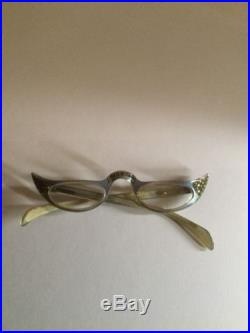 Made In France Womens Vintage Eyeglasses