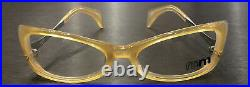 Mikli M0115 Col 07 Vintage Eyeglass Frames