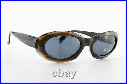 Mikli Par Mikli Sunglasses 7160 Col. 9810 Vintage Sunglasses Oval 90s France