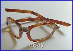 Montatura per occhiali pieghevoli GG made in France vintage anni'80