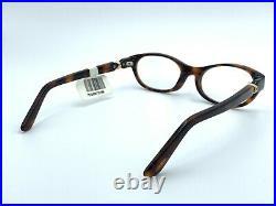 NEW Cartier Trinity Alice Womens Eyeglasses Tortoise AUTHENTIC France $550