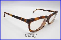 NICE Vintage Alain Mikli 0121 281 M Tortoise Brown Rx Eyeglasses Frames'89 5252