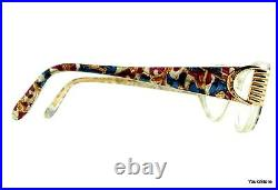 NINA RICCI occhiali da vista NR 2443 8257 VINTAGE'90s eyeglasses M. In france