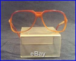 NOS Vintage Peerage eyeglasses frames made in France 57/16