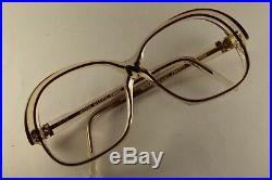 NOS Vintage eyeglasses NINA RICCI PARIS 54 20 70s french sunglasses frames pop