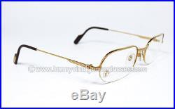 N. O. S. Vintage Cartier Eyeglasses FRAME MUST ASCOT PRESCRIPTION GLASSES MAN SET