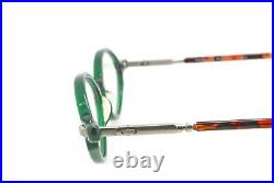 New Authentic Francois Pinton D 8 N276 EC 80s France Vintage Green Eyeglasses