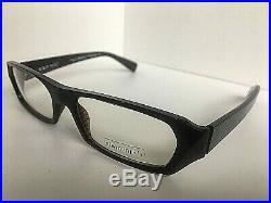 New Vintage ALAIN MIKLI AL 0786 16 53mm Havana Eyeglasses Frame France