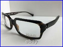 New Vintage ALAIN MIKLI AL 1028 0002 57mm Brown Eyeglasses Frame