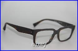 New Vintage Alain Mikli A 03026 3627 Havana Eyeglasses Authentic Rx A03026 53-16
