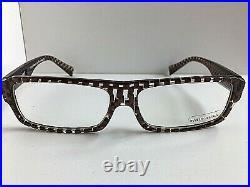 New Vintage Domino ALAIN MIKLI AL 1027 0003 59mm Men's Eyeglasses Frame France
