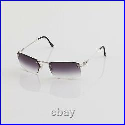 New Vintage FRED Lunettes Orcade F4 Sunglasses Fred Force 10 Platinum Sunglasses