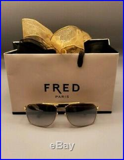 New authentic FRED Lunettes America Cup Paris Sunglasses Force 10c/ 8426 model