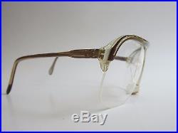 Nina Ricci Paris 171-MTA Rare Vintage Aviator Eyeglasses Handmade France